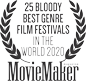 Moviemaker Magazines's 25 Bloody Best Genre Film Festivals in the World Laurels